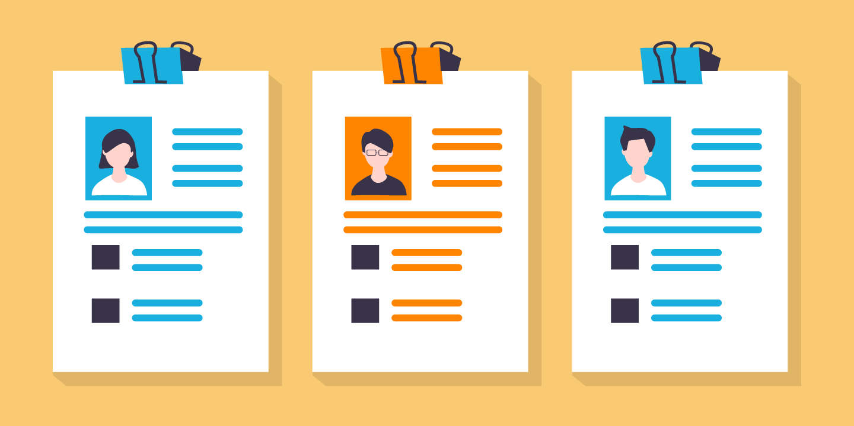 求人広告における「中途・契約社員採用」領域の特徴