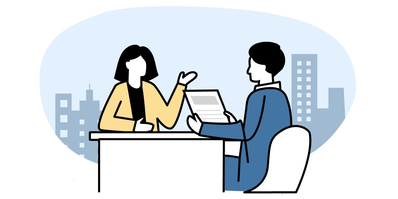 職種別の合同説明会に出展する際のポイント